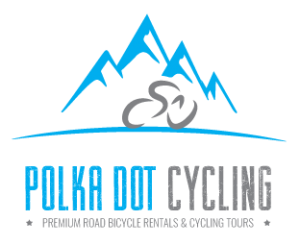 Polka Dot Cycling